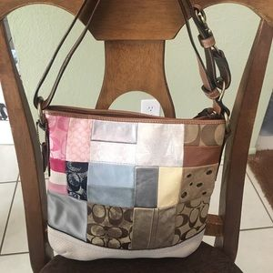 Coach Patchwork Purse